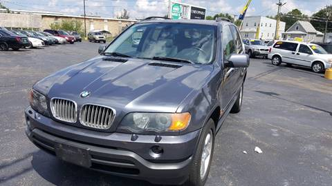 2002 BMW X5 for sale in Bradley, IL