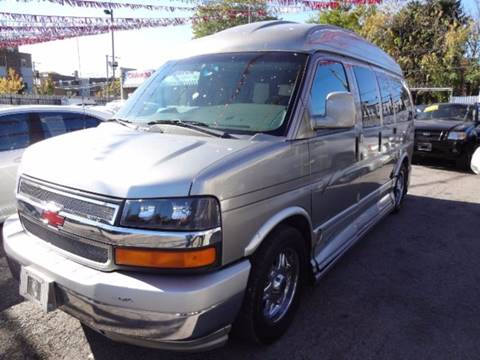 2003 Chevrolet Express Cargo for sale in Bradley, IL