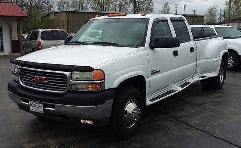 2001 GMC Sierra 3500 for sale in Bradley, IL