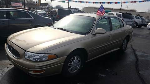2005 buick lesabre for sale in illinois. Black Bedroom Furniture Sets. Home Design Ideas