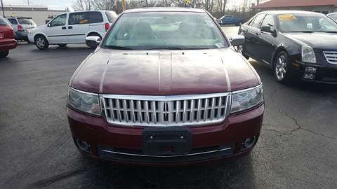 2007 Lincoln MKZ for sale at Smart Buy Auto in Bradley IL