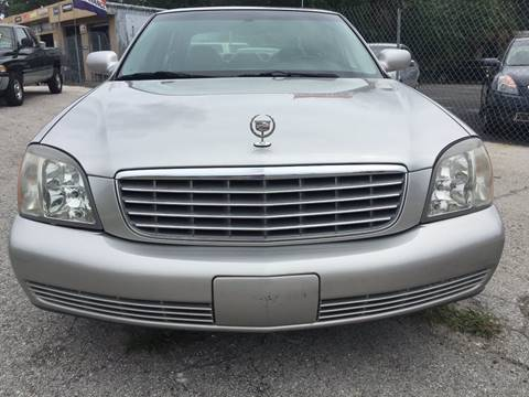 2005 Cadillac DeVille for sale in Gibsonton, FL