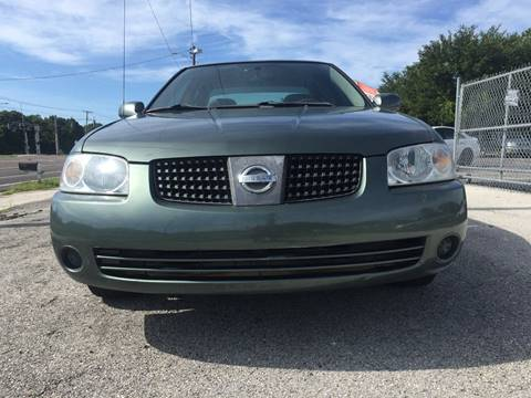 2005 Nissan Sentra for sale in Gibsonton, FL