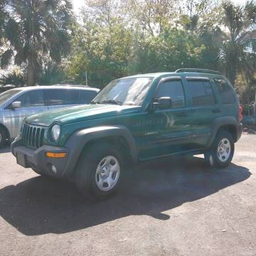 2004 Jeep Liberty for sale in Gibsonton, FL