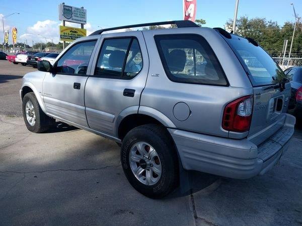 2000 Isuzu Rodeo For Sale At International Auto Center In Gibsonton FL