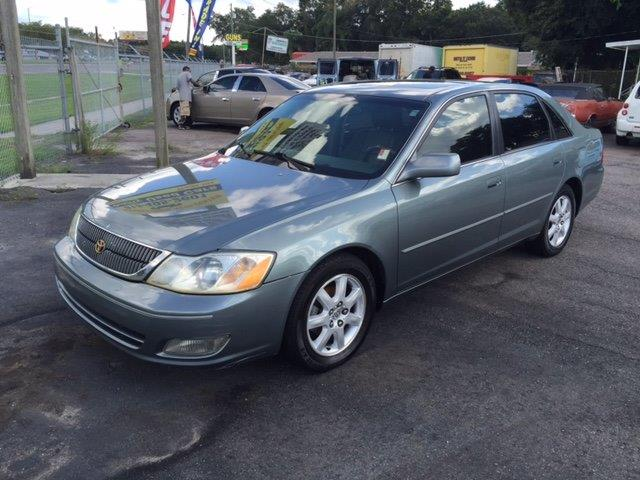 2000 Toyota Avalon For Sale At International Auto Center In Gibsonton FL