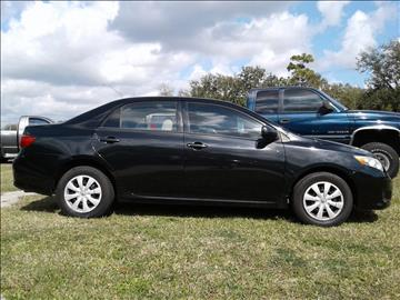 2009 Toyota Corolla for sale in Riverview, FL