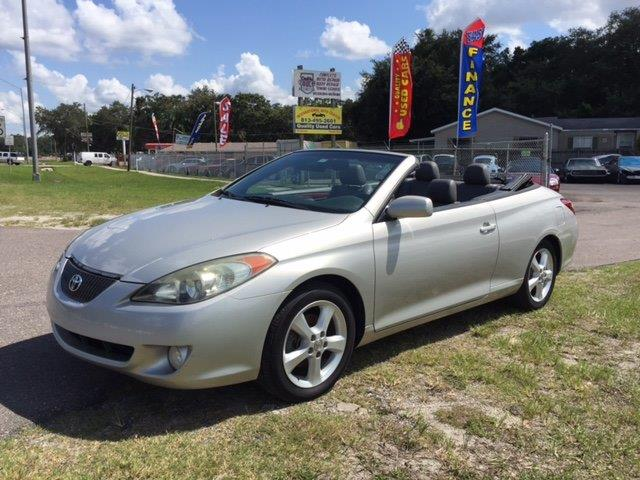 2006 Toyota Camry Solara For Sale At International Auto Center In Gibsonton  FL