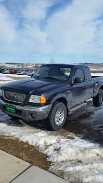 2002 Ford Ranger for sale in Parker, SD