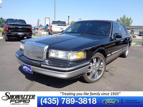 1997 Lincoln Town Car for sale in Vernal, UT