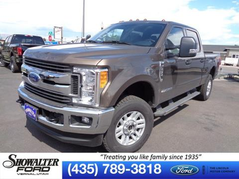 2017 Ford F-250 Super Duty for sale in Vernal, UT