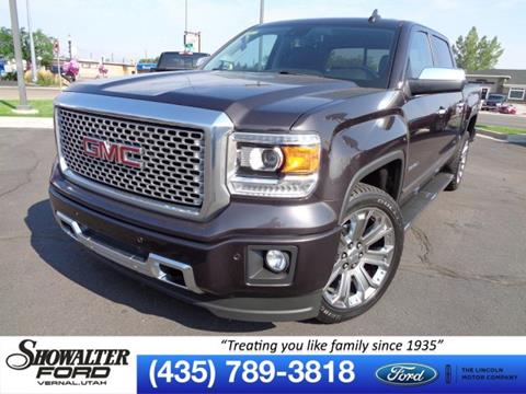 2015 GMC Sierra 1500 for sale in Vernal, UT