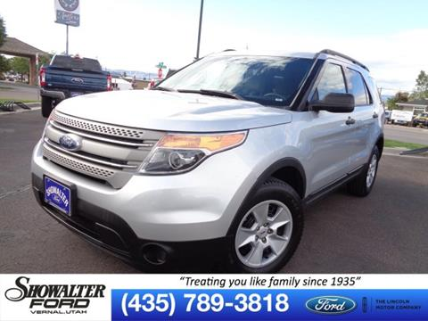 2014 Ford Explorer for sale in Vernal, UT