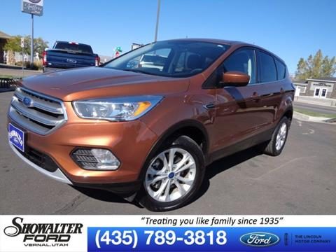 2017 Ford Escape for sale in Vernal, UT