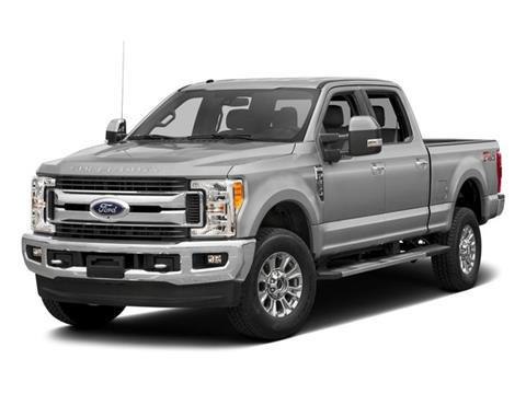 2017 Ford F-350 Super Duty for sale in Vernal, UT