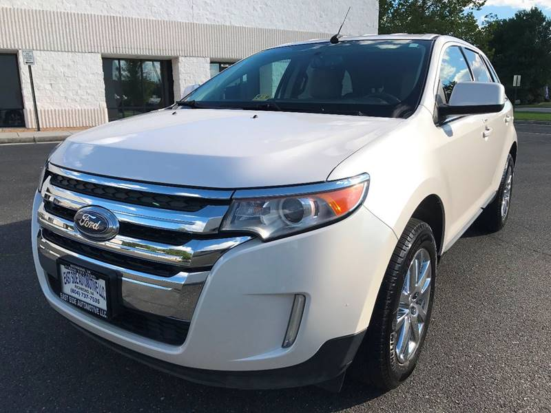 Ford Edge For Sale At East Side Automotive Llc In Sandston Va