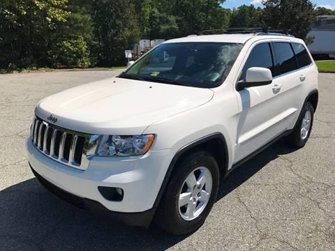 2011 Jeep Grand Cherokee for sale in Sandston, VA