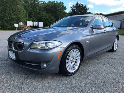 2011 BMW 5 Series for sale in Sandston, VA