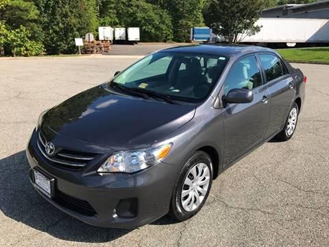 2013 Toyota Corolla for sale in Sandston, VA