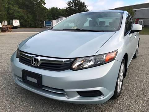 2012 Honda Civic for sale in Sandston, VA