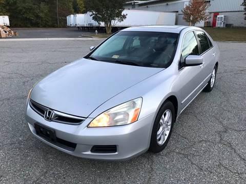 2007 Honda Accord for sale in Sandston, VA
