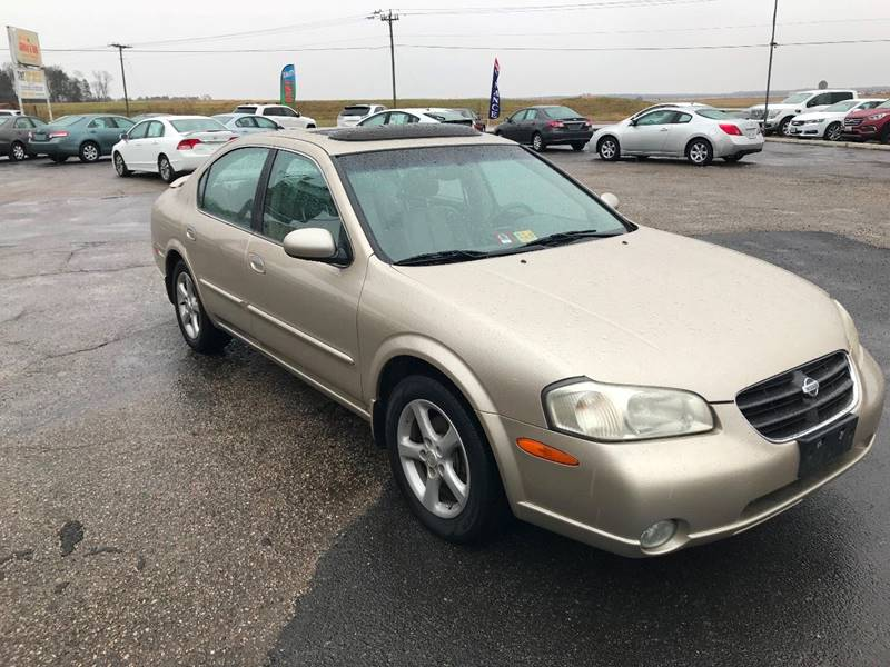 Attractive 2001 Nissan Maxima For Sale At East Side Automotive, LLC In Sandston VA