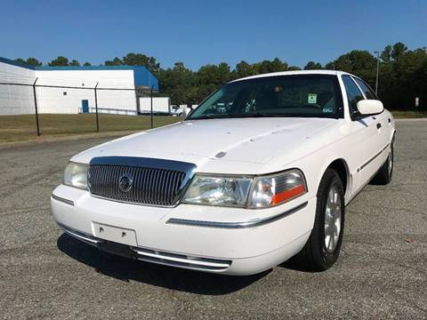 2004 Mercury Grand Marquis for sale in Sandston, VA