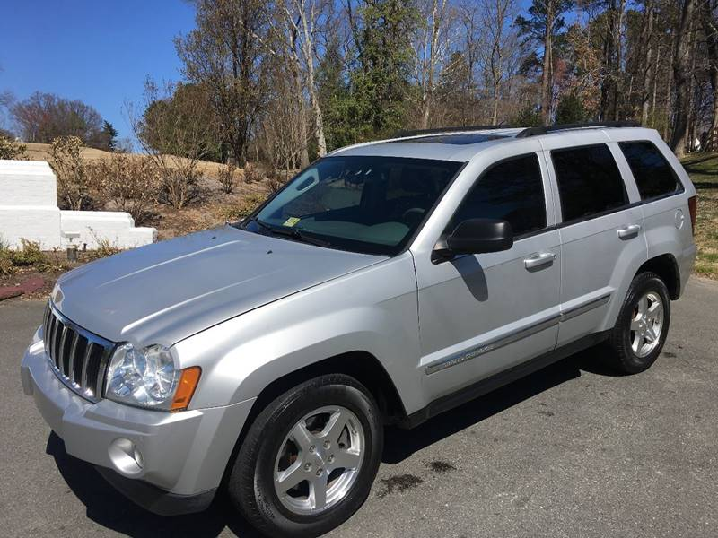 2005 Jeep Grand Cherokee Limited In Sandston VA - East Side ...