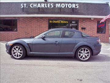 2008 Mazda RX-8 for sale in St. Charles, MO