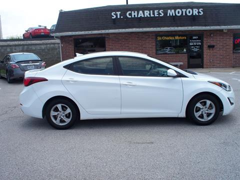 St Charles Motors >> Hyundai For Sale In St Charles Mo St Charles Motors