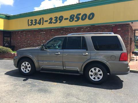 2003 Lincoln Navigator for sale in Montgomery, AL