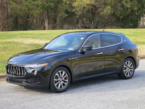 2017 Maserati Levante for sale in Greensboro, NC