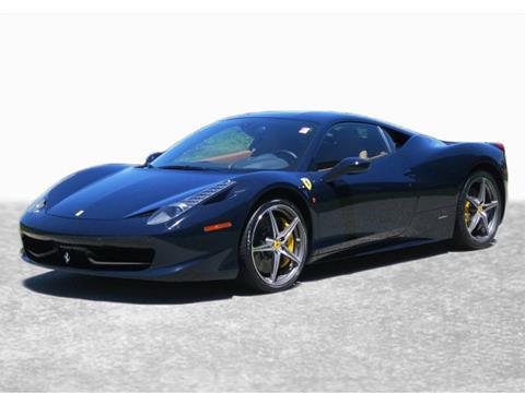 2014 Ferrari 458 Italia for sale in Greensboro, NC