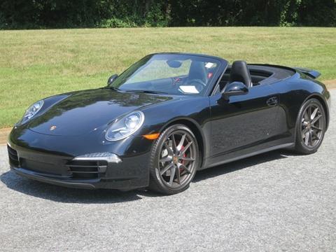 2014 porsche 911 for sale in greensboro nc