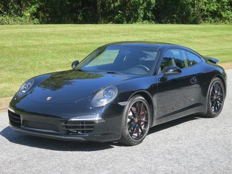 2014 Porsche 911 for sale in Greensboro, NC