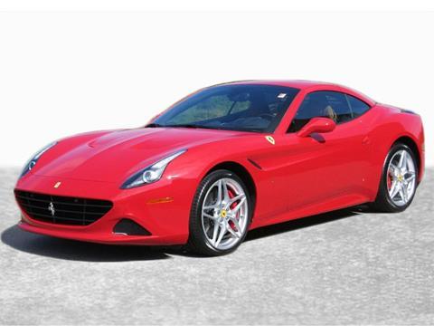2017 Ferrari California T for sale in Greensboro, NC