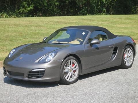 2013 Porsche Boxster for sale in Greensboro, NC