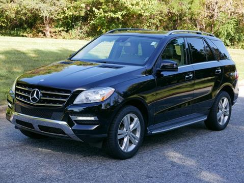 2013 Mercedes-Benz M-Class for sale in Greensboro, NC