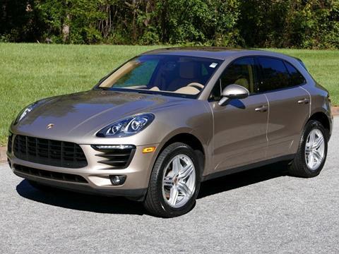 2015 Porsche Macan for sale in Greensboro, NC