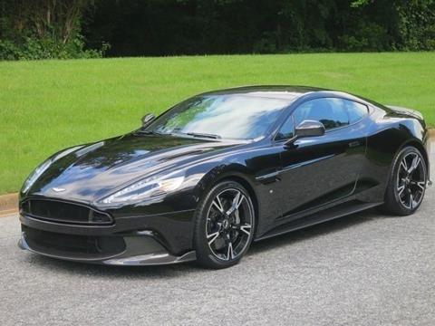 2018 Aston Martin Vanquish S for sale in Greensboro, NC