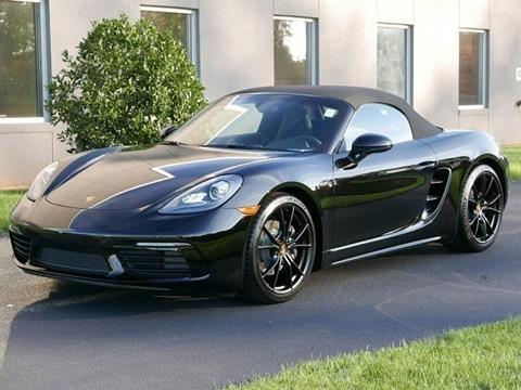 2018 Porsche 718 Boxster for sale in Greensboro, NC