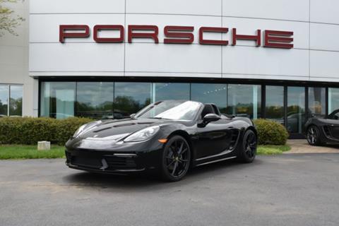 2018 Porsche 718 Boxster for sale in Greensboro, NC