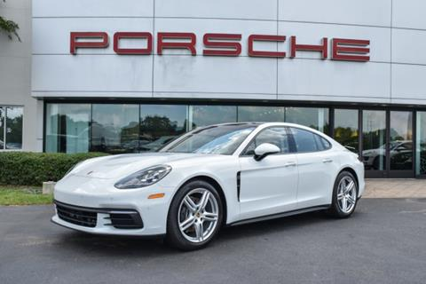 2018 Porsche Panamera For Sale In Greensboro NC