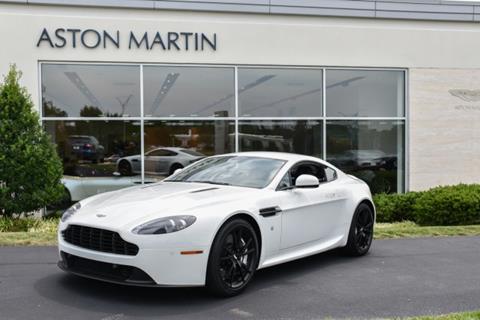 Used 2014 Aston Martin V8 Vantage For Sale Carsforsale Com 174