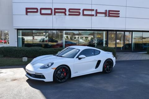 2019 Porsche 718 Cayman for sale in Greensboro, NC