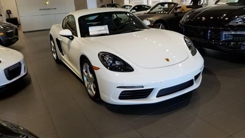 2019 Porsche 718 Cayman for sale in Greensboro, NC