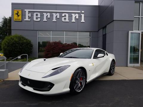 Used Ferrari 812 Superfast For Sale Carsforsale Com 174