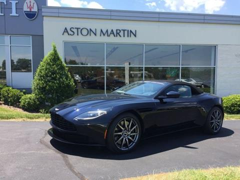 2019 Aston Martin DB11 for sale in Greensboro, NC