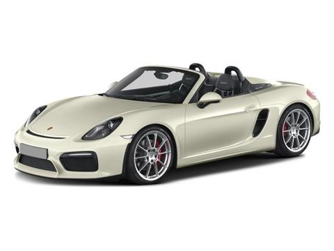 2016 Porsche Boxster for sale in Greensboro, NC