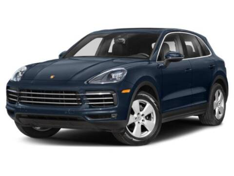 2019 Porsche Cayenne Turbo for sale at Foreign Cars Italia in Greensboro NC